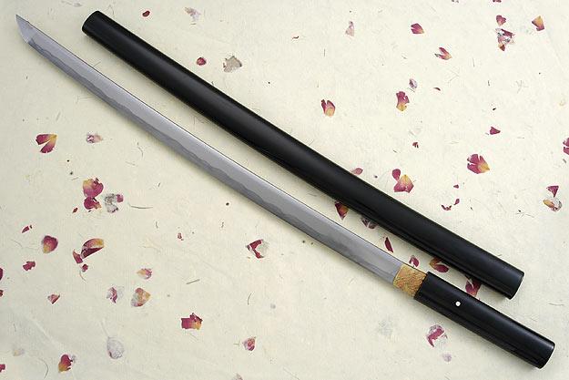 Tori-sori Style Wakizashi