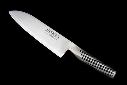 Global Santoku (Chef's Knife) - 7-1/8 in. (G-46)