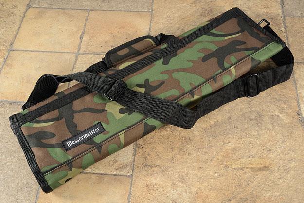 8 Pocket Knife Roll, Camouflage (2088-8/C)