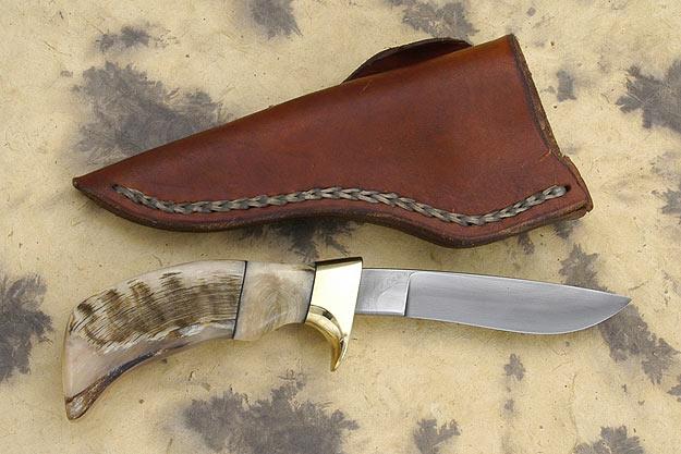 Left Handed Pronghorn (4.9 in.)