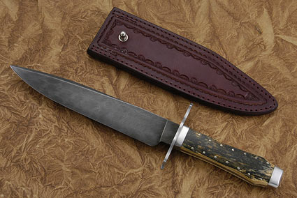 Mammoth and Damascus Bowie