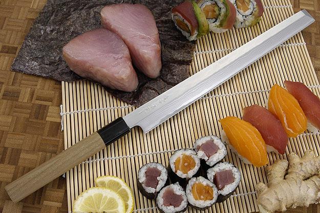 Suminagashi Takohiki, Octopus Slicer, 270mm (10 2/3 in) (F-1011)