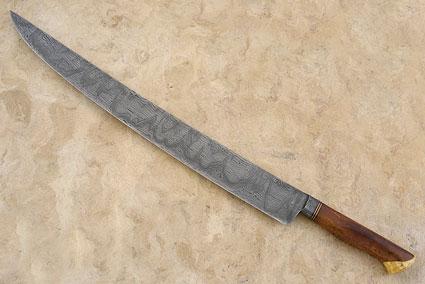 Damascus Slicer