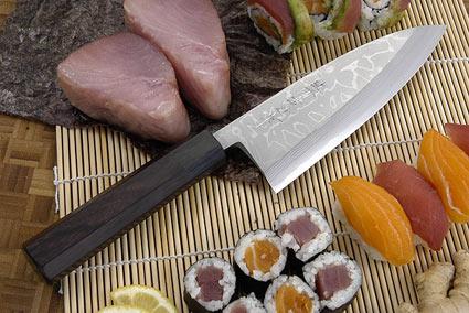 Suminagashi Deba, 180mm (7 1/8 in)
