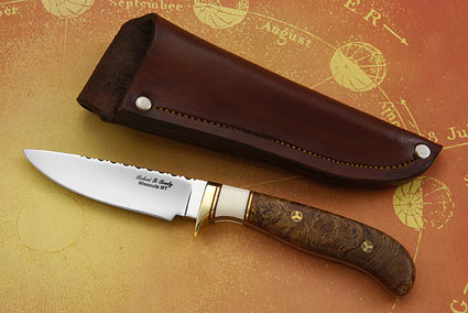 Oak Burl Hunter
