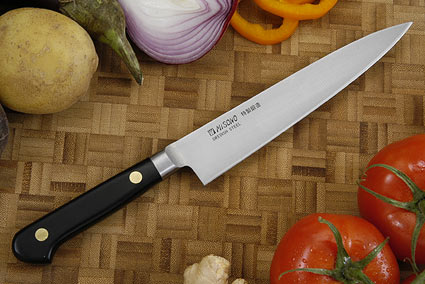 Misono Carbon Steel Utility - Petit Gyuto - 6 in. (150mm) - No. 133