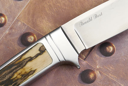Slim Profile Mammoth Ivory Integral Hunter