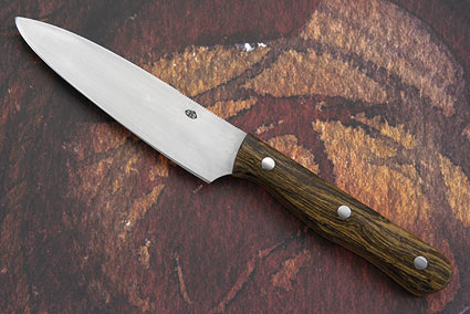 Utility/Slicing Knife with Bocote, 5 in