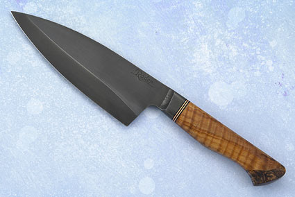 Chef's Knife with Maple (5 2/3)
