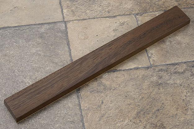 Walnut Magnetic Knife Strip (16