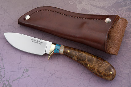 Maple Burl Skinner