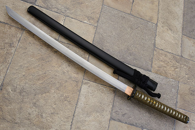 Showa-to Style Katana<br>Best Sword, Blade West 2009