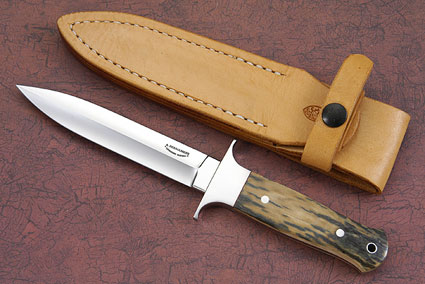 Siberian Mammoth Dagger