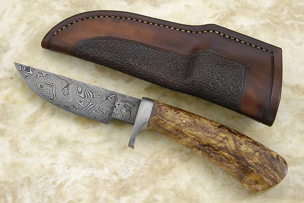 Damascus Maple Hunter