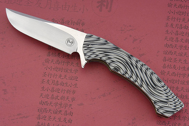 M16 with Grey/Black/White 3D Scales<br>BladeGallery Exclusive