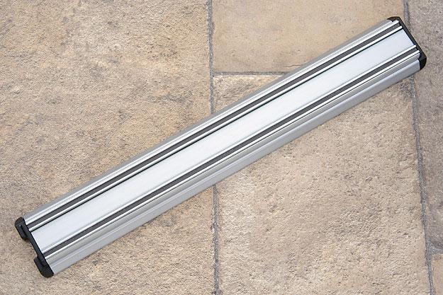 Chrome Magnetic Knife Strip (12