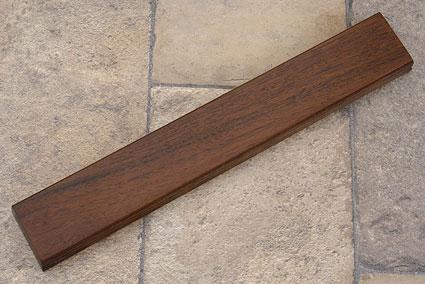Walnut Magnetic Knife Strip (12
