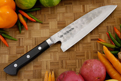Maboroshi no Meito Chefs Knife - Santoku, Western - 165mm (6 1/2 in.)