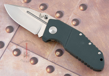 755 MPR Sibert Manual Folding Titanium Knife