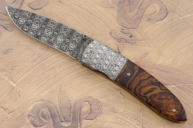 M3 with Damascus and Ironwood