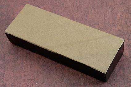 Vintage Honyama Natural Polish Stone (205mm x 75mm x 40mm)