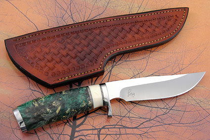 Classic Hunter with Box Elder and Alternative Ivory