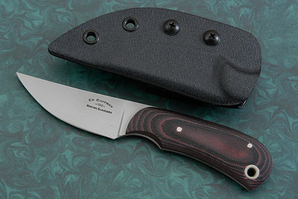 EBK 3 with Red/Black G10