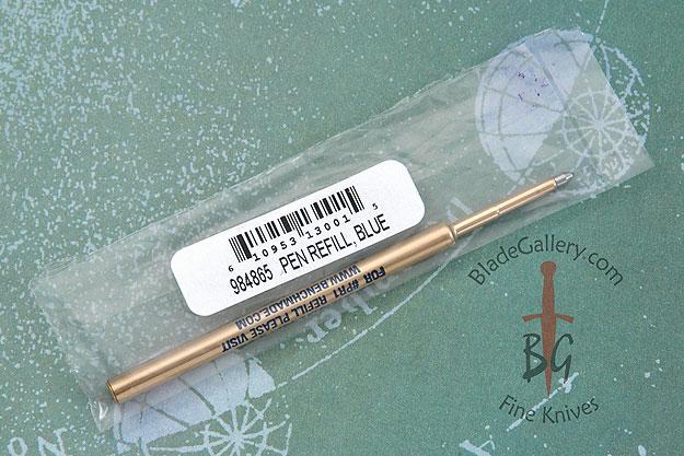 Tactical Pen Refill, Blue (98465)