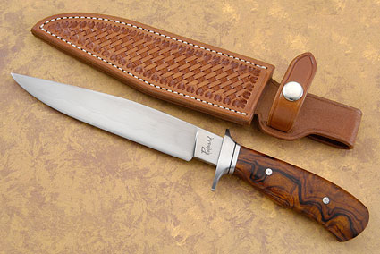 Ironwood Hamon Fighter