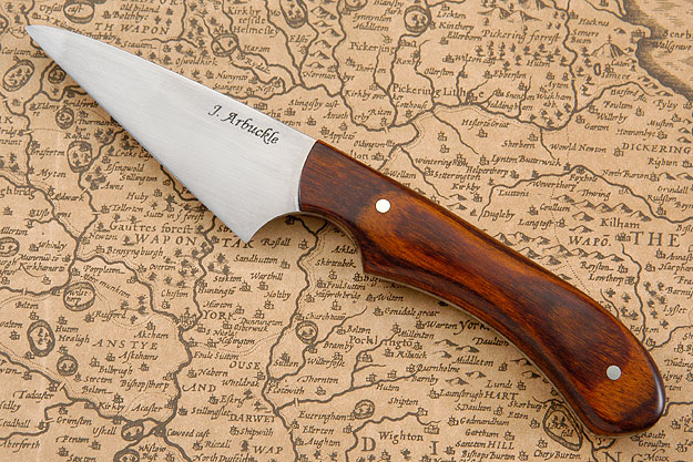 Wharncliffe Parer with Cocobolo Dymondwood (2 3/4 in)