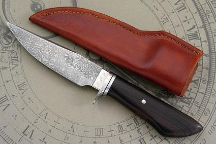 Damascus and Blackwood Hunter