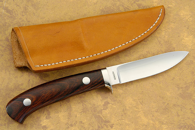 Bigby Semi-Skinner with Cocobolo