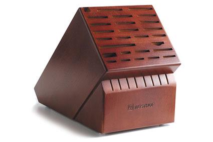 Knife Block, 35 slot Grand, Cherry  (7235)