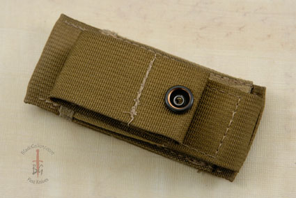 MOLLE Folding Knife Pouch - Coyote Brown (983467F)