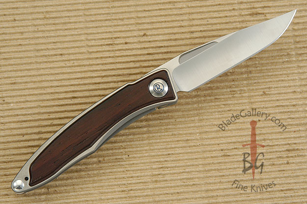 Mnandi with Madagascar Rosewood, Left Handed