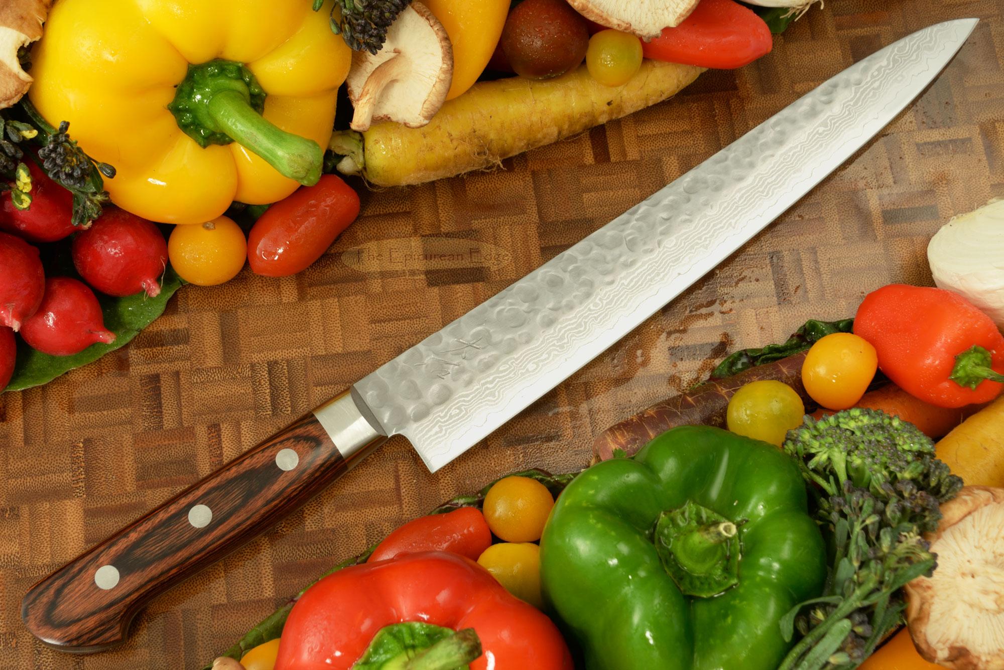 Carving Knife - Sujihiki - 9 1/2 in. (240mm) WGAU24-09-5sp
