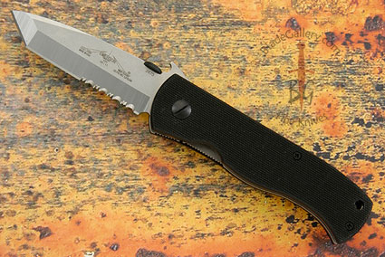CQC-7BW SFS Folding Tanto Knife