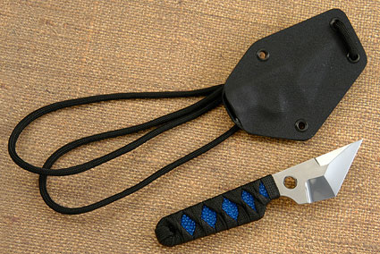 Tanto Dashi with Blue Rayskin