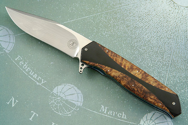 L36 Flipper with Ironwood and G10