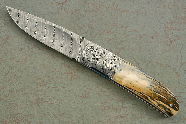 L14 with Mammoth Ivory and Damascus