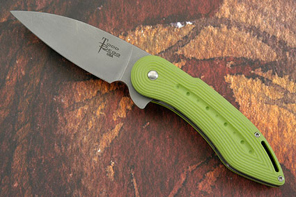 M.I.G. - Civilian Version with Toxic Green G10