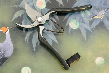 Japanese Pruning Shears for Small Hands (6 in.)