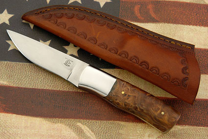 Recurve Hunter with Redwood Burl