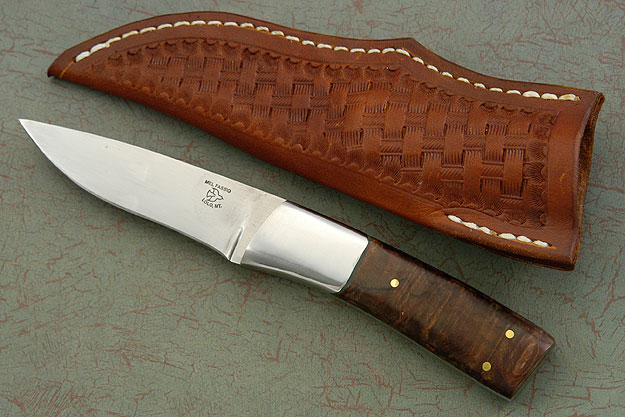 Recurve Hunter with Maple Burl