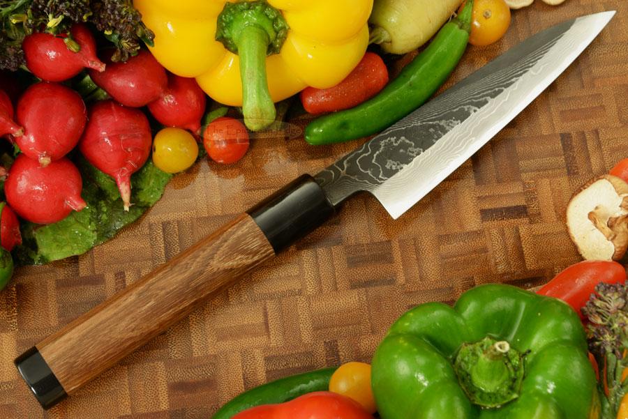 Half Twist Suminagashi Utility - Fruit Knife - 5 1/3 in. (135mm)