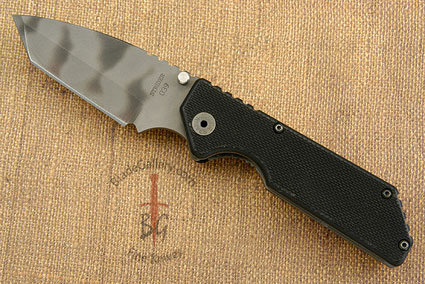 Hollow Ground GB Tanto Folder