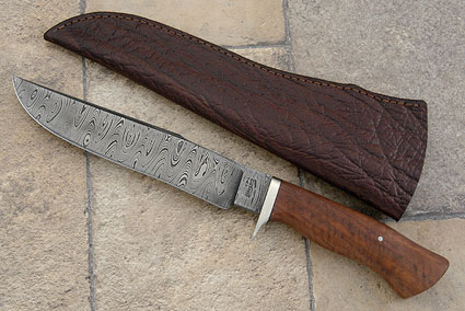 Jarrah Fighter with Ladder Damascus