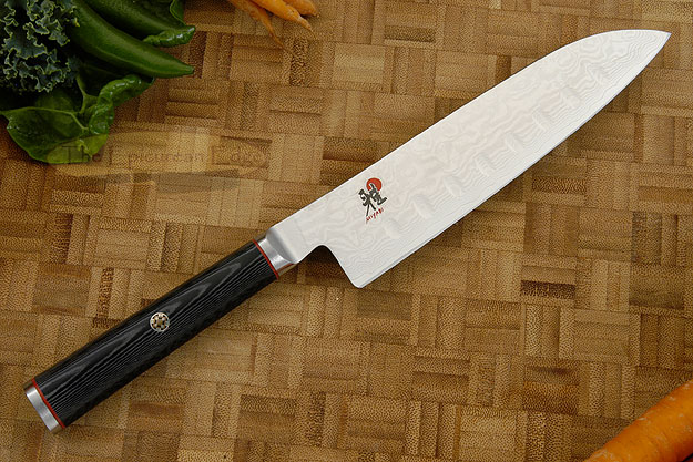 Santoku Chef's Knife with Granton Edge, 5-3/4 in. (34194-153)
