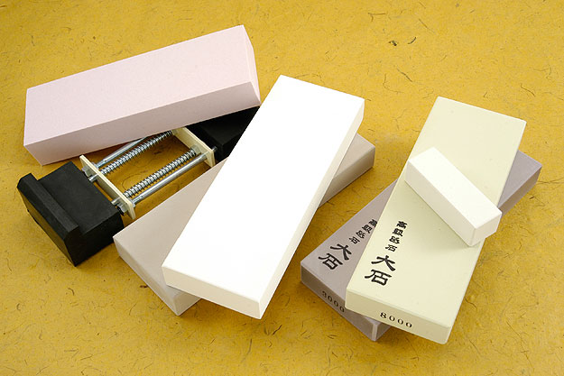 Deluxe Sharpening Set
