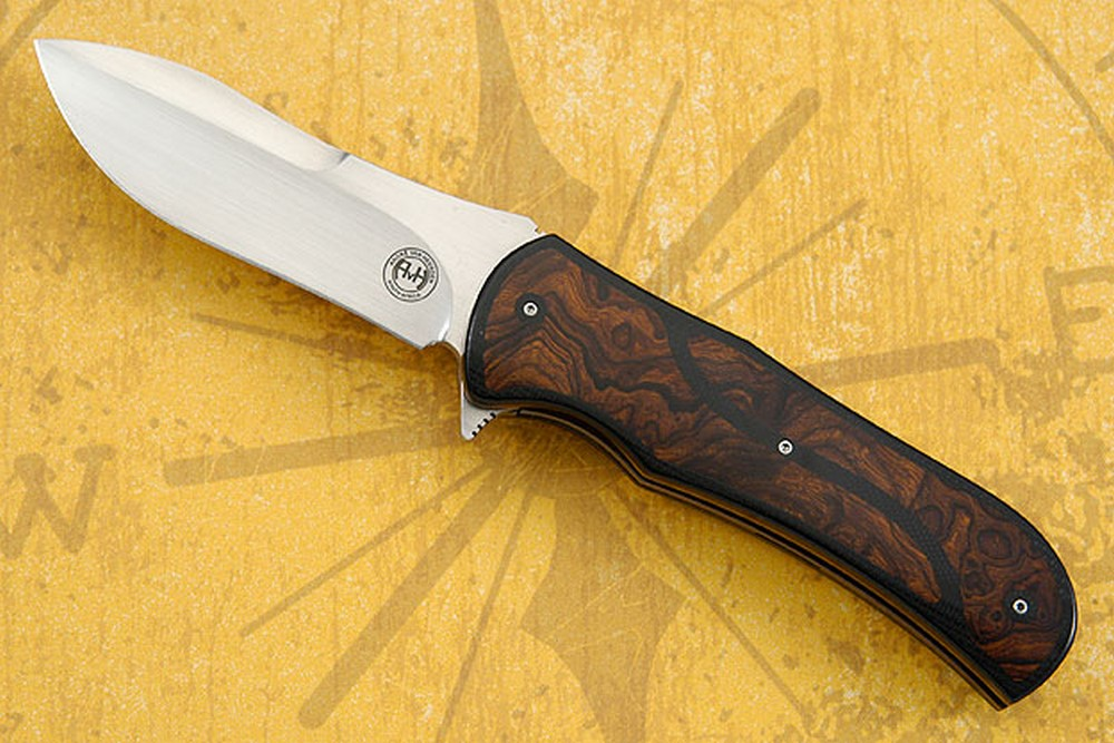 M23 Ironwood Interframe Flipper with IKBS